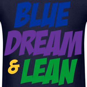 Blue Dream & Lean T-Shirts - Men's T-Shirt
