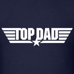 Top Dad - Men's T-Shirt