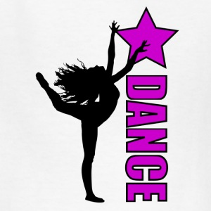 Dance Star Kids' Shirts - Kids' T-Shirt