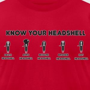 Know Your Stylus - Men's T-Shirt by American Apparel