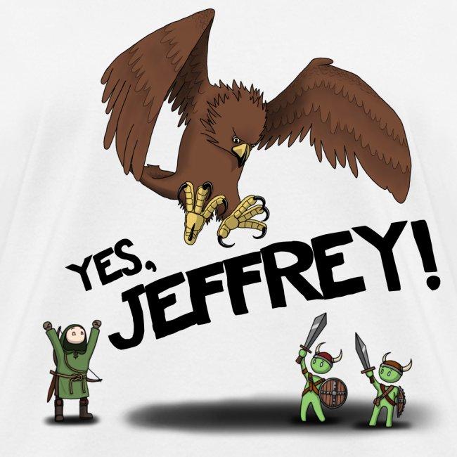 Jeffrey Womanshirt