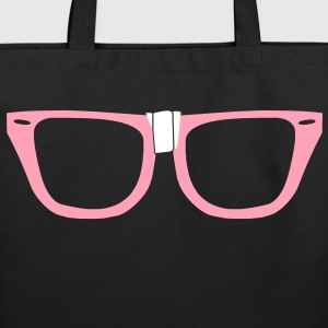 Nerd Glasses Bags  - Eco-Friendly Cotton Tote