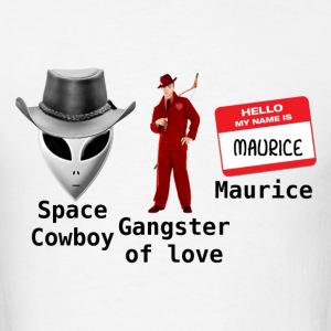 space cowboy. - Men's T-Shirt