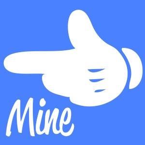 Mine Pointing Left