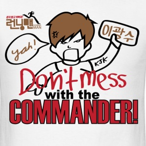 The Commander T-Shirts - Men's T-Shirt
