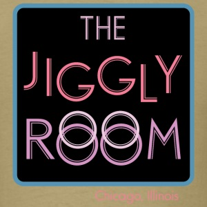 The Jiggly Room Standard Weight T-Shirt - Men's T-Shirt