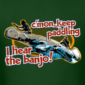 i_hear_the_banjo T-Shirts - Men's T-Shirt
