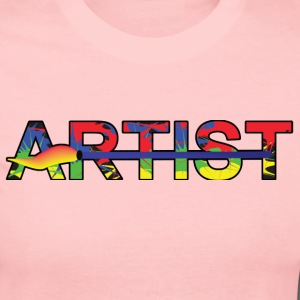 Artist - Women's Long Sleeve Jersey T-Shirt