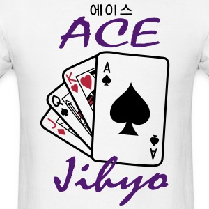 The Ace T-Shirts - Men's T-Shirt
