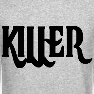 killer Long Sleeve Shirts - Crewneck Sweatshirt
