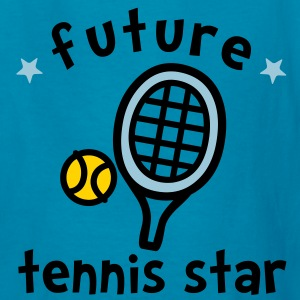 Tennis Star Kids' Shirts - Kids' T-Shirt