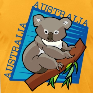 Australia - Men's T-Shirt by American Apparel