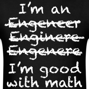 Engeneer - Men's T-Shirt