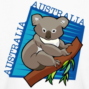 Australia - Kids' Long Sleeve T-Shirt