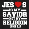 JESUS IS MY SAVIOR Hoodies - Men's Hoodie