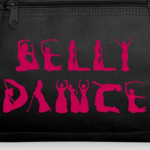 Belly Dancer Alphabet Bags  - Duffel Bag