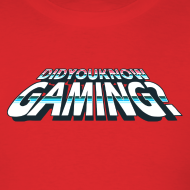 Design ~ Did You Know Gaming? (M)