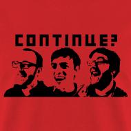 Design ~ Continue Crew Red