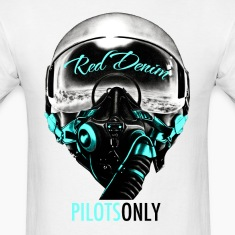 Pilots Only red/L. Blue for Men