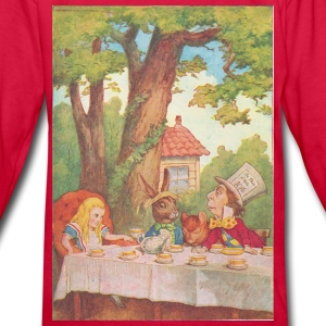 The Tea Party Kids' Shirts - Kids' Long Sleeve T-Shirt
