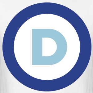 DEMOCRAT T-SHIRT - Men's T-Shirt