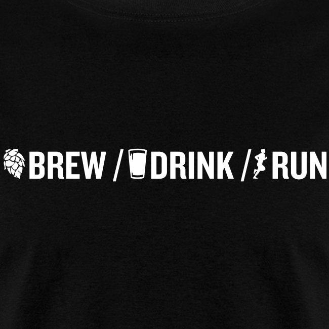 Brew / Drink / Run T-Shirt