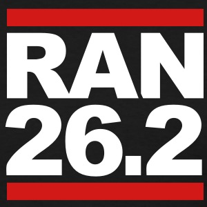 Ran 26.2 - Women's T-Shirt