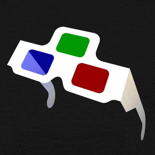 4D Glasses Mini-Logo for Kids