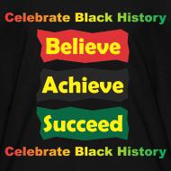 Design ~ Believe Achieve Succeed - Kids