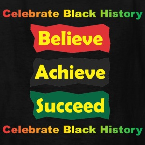 Achieve Believe Succeed Kids' Shirts - Kids' T-Shirt