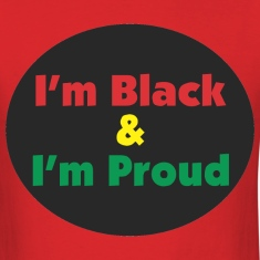 Black and Proud T-Shirts