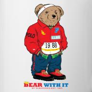 Design ~ Bear Wit It / coffee mug