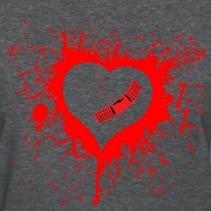 Broken Hearted - Women's T-Shirt