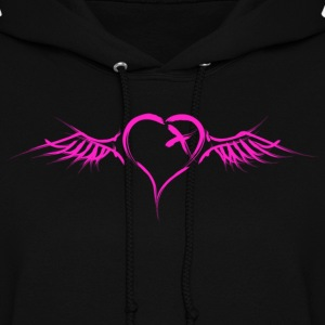 Flying Heart - Women's Hoodie