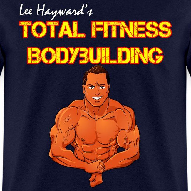 Lee Hayward Cartoon Muscle T-Shirt