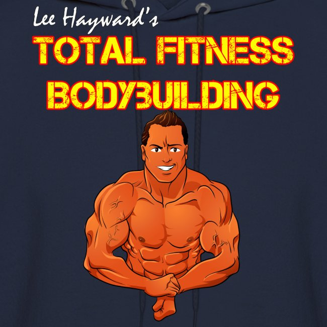 Lee Hayward Cartoon Muscle Hoodie