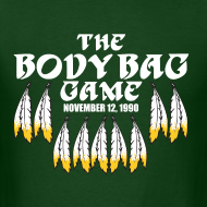 Design ~ The Body Bag Game Shirt