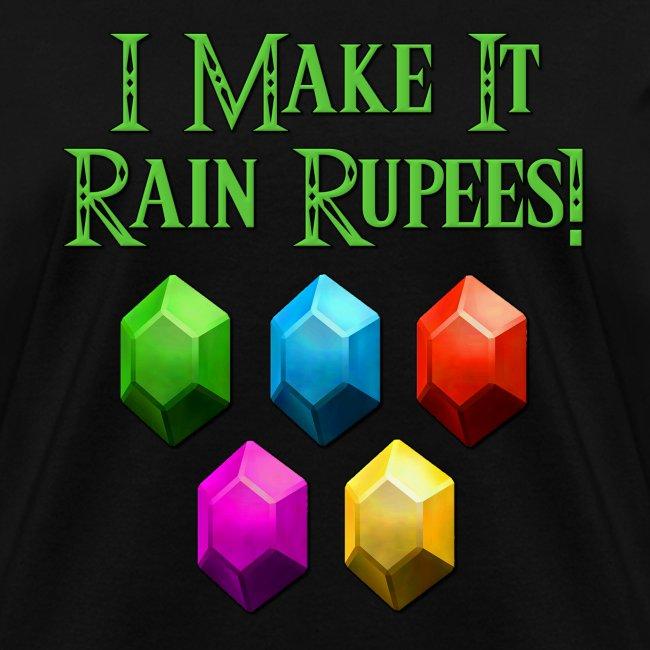 Make It Rain Rupees (womens)