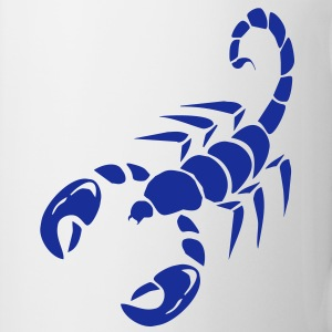 scorpion vector Gift - Coffee/Tea Mug