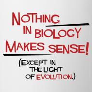 Design ~ Nothing in Biology mug
