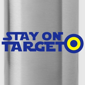 STAY ON TARGET star centre awesome! Accessories - Water Bottle