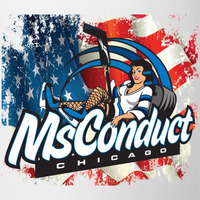 USA Pride w/MsConduct Hockey java cup