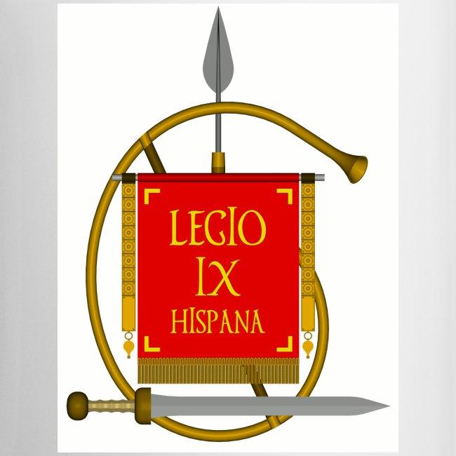 Legio logo cup