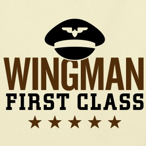 Wingman 2 (2c)++ Bags  - Eco-Friendly Cotton Tote
