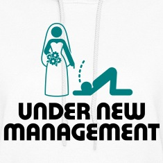 Under New Management 2 (2c)++ Hoodies