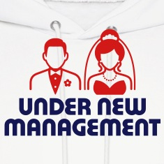 Under New Management 1 (2c)++ Hoodies