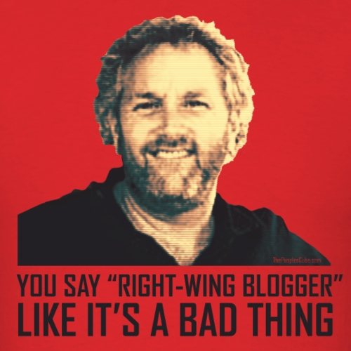 "Breitbart: You say ""right-wing blogger"" like it's"