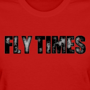 Fly Times Tee - Women's T-Shirt
