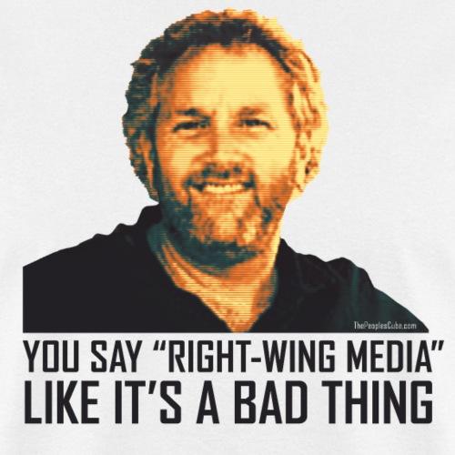 Breitbart Smiles: Right-Wing Media