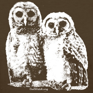 0189_7_16_12n  Owlets (for dark shirts) Women's T-Shirts - Women's T-Shirt